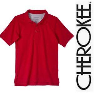 Boys Cherokee Polo